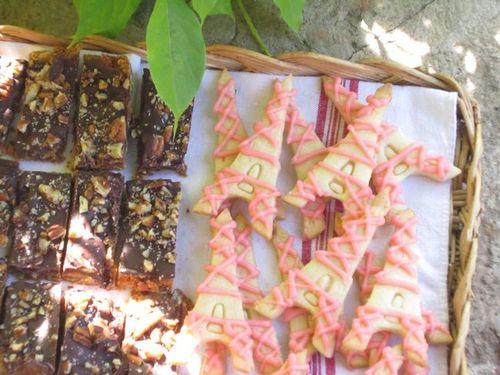 Eiffel cookies