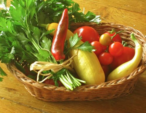 vegetable gardening is