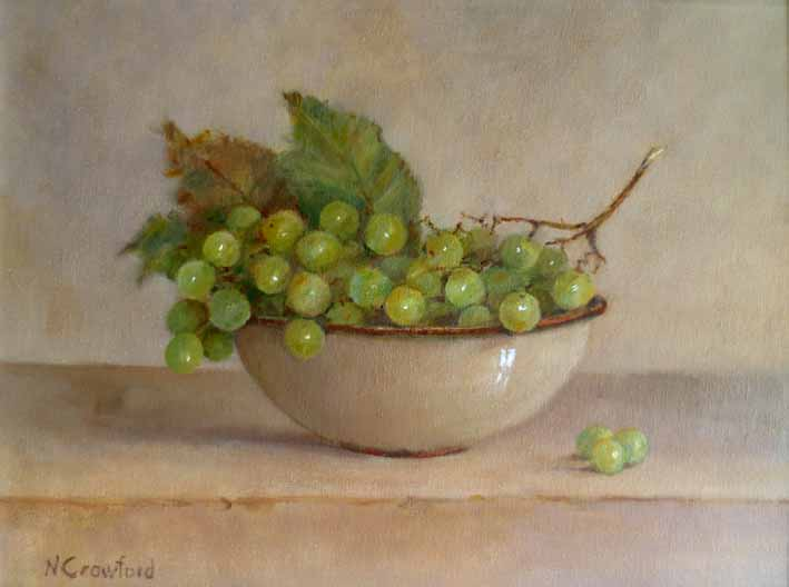 Grapes in bowl (1)