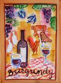 TTowel Burgundy